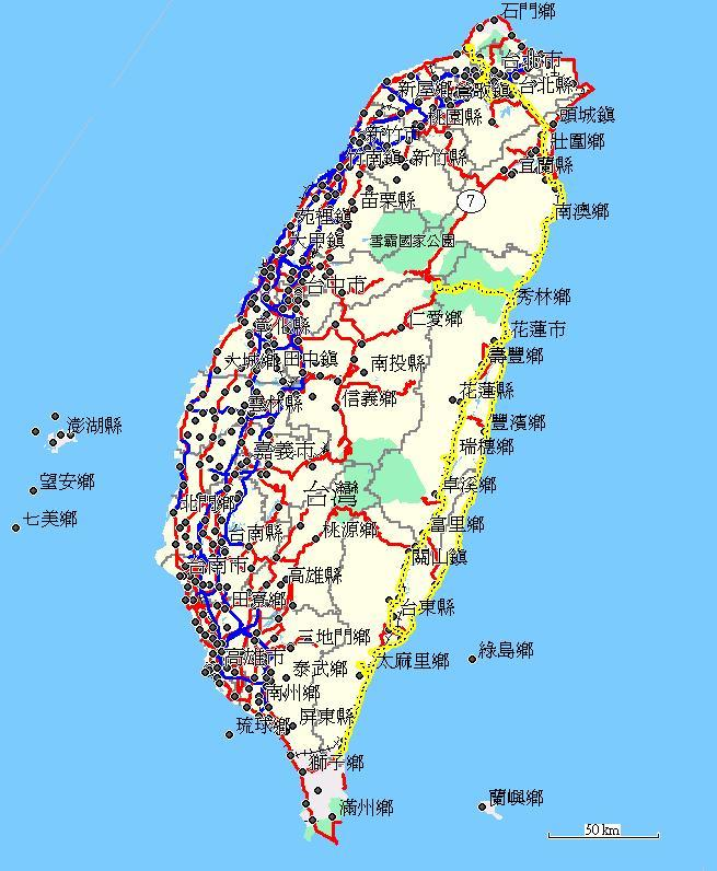Hualien and taitung tourism four days 71 1 花蓮、台東四日環島旅行:颱風攪局之第1日