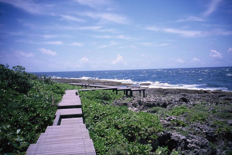 墾丁海岸步道