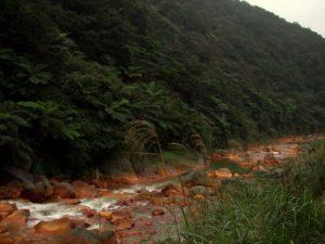 jinshan travel baian Wild stream springs 02 1