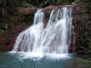 jinshan travel baian Wild stream springs 09 1