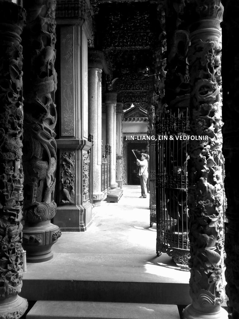 三峽祖師廟祭拜