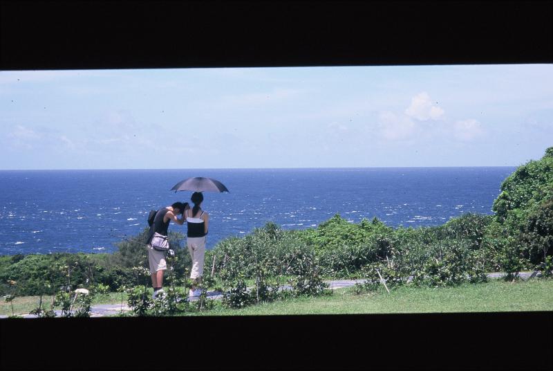 一個人的台灣環島旅行(五日行程紀錄)